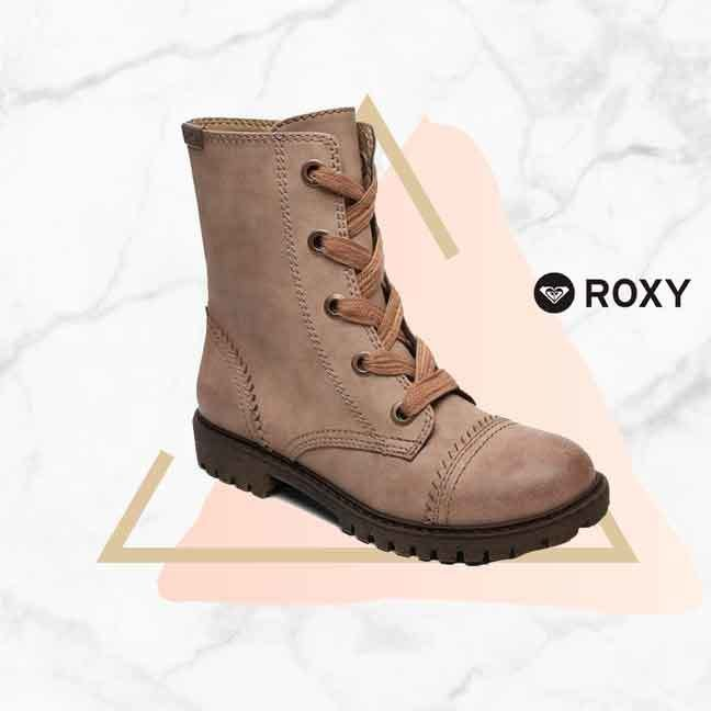 Botas de agujeta Addie Roxy