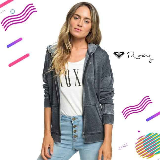 Sudadera con capucha True Harmony C Roxy