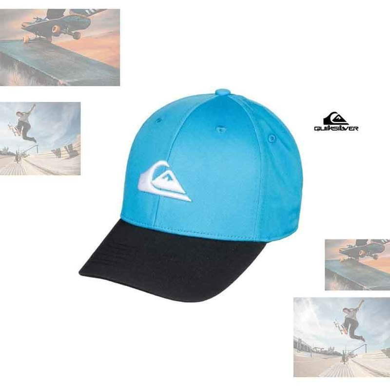 Decades Snapback Hat Quiksilver KIDS 2-7