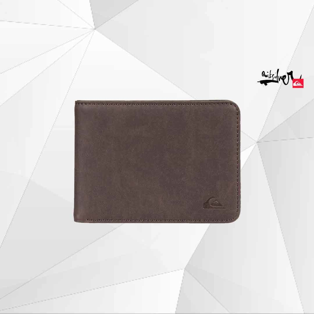 Slim Vintage Bi-Fold Wallet Quiksilver
