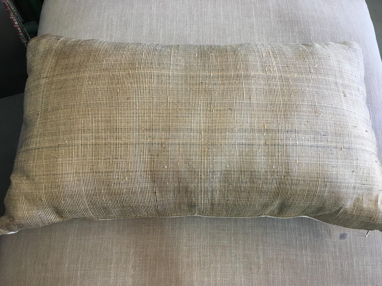 Thai silk scatter cushion