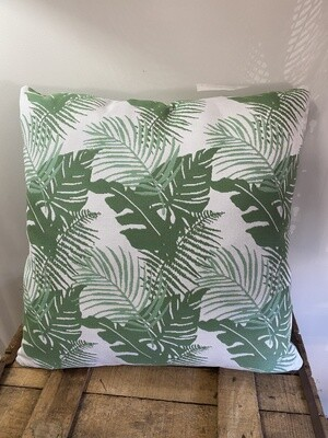 Indoor/Outdoor scatter cushions - Tropical Palm
