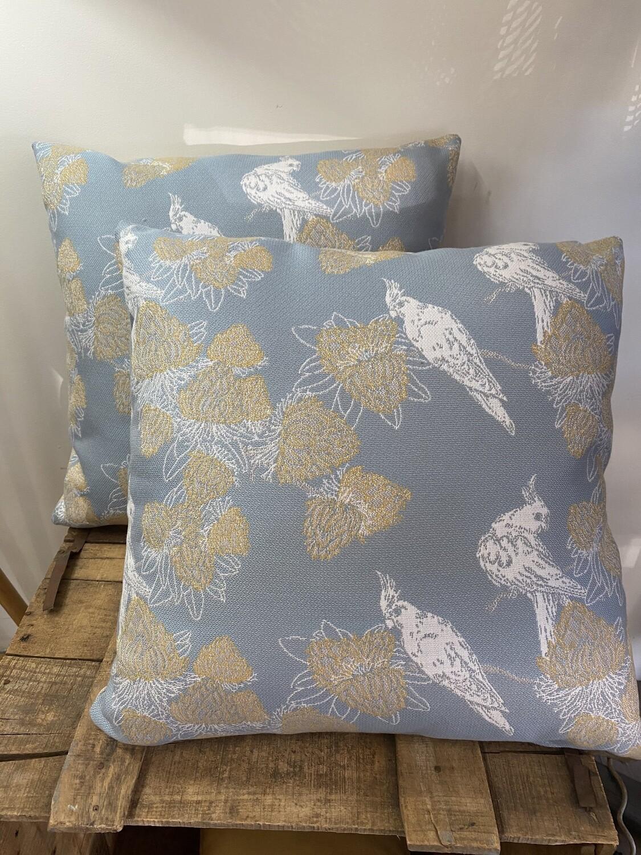 Indoor/Outdoor scatter cushion - Desert Rose