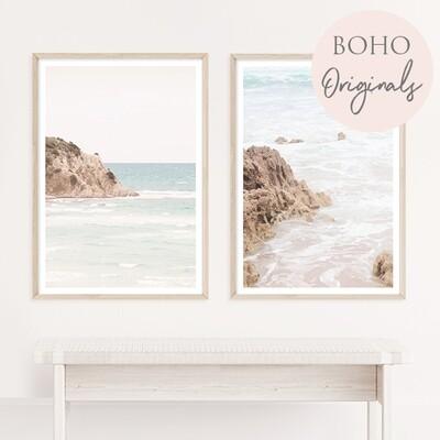 South Beach & Sorrento Shores Framed Set *SAVE*