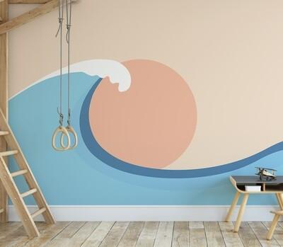 Summer Days Removable Wallpaper Mural