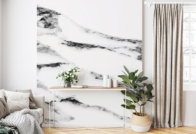 Luxe Marble Mural