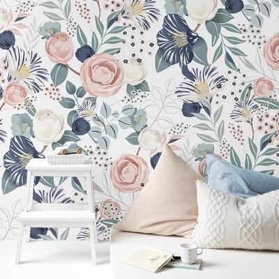 Belle Removable Wallpaper