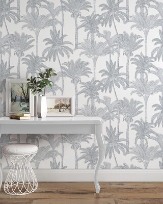 Luxe Provincial Removable Wallpaper