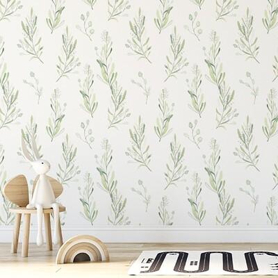 Olive Garden Removable Wallpaper