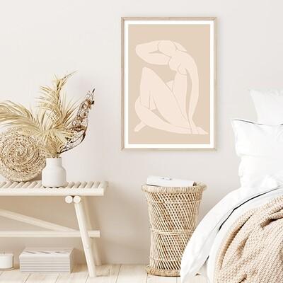 Femme La Matisse II