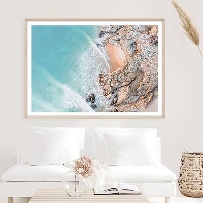 Northern Coast (portrait or landscape)