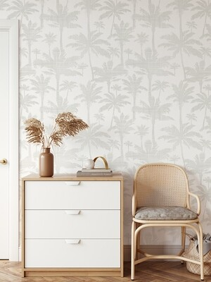 Sage & Grey Palms