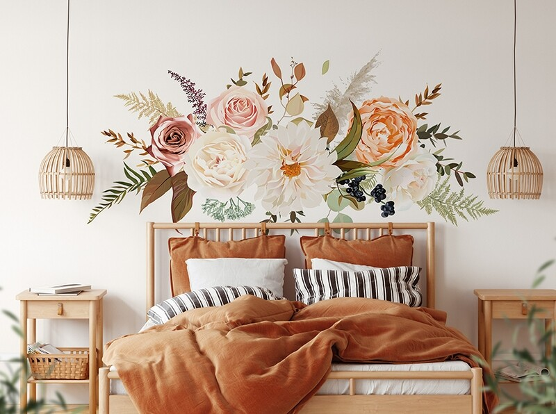 Bloom Removable Wallpaper Mural