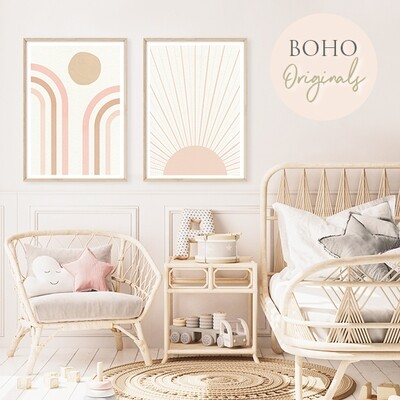 *SPECIAL* Sun Rainbows & Boho Sunset (limited edition) set