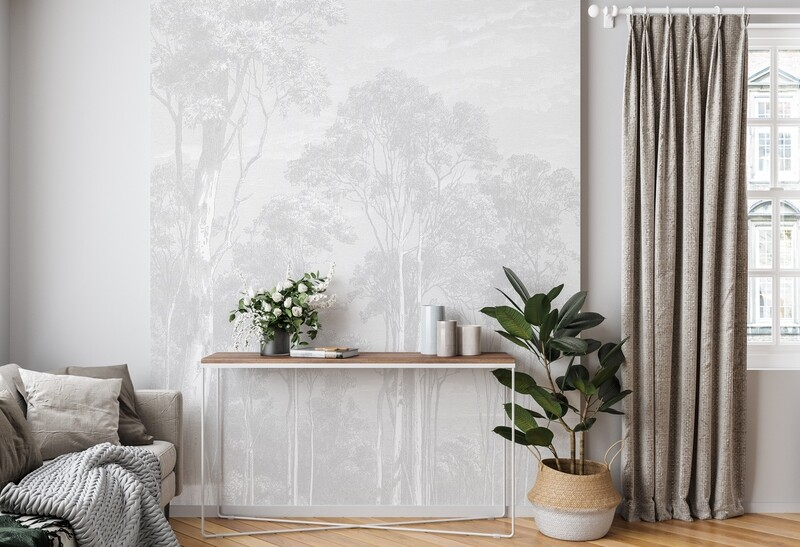 Olde Australia Removable Wallpaper Mural