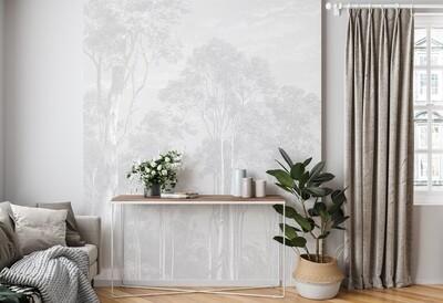 Olde Australia Removable Wallpaper Mural
