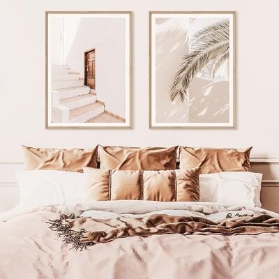 *SPECIAL* Mediterranean Stairs & Soft Fronds set