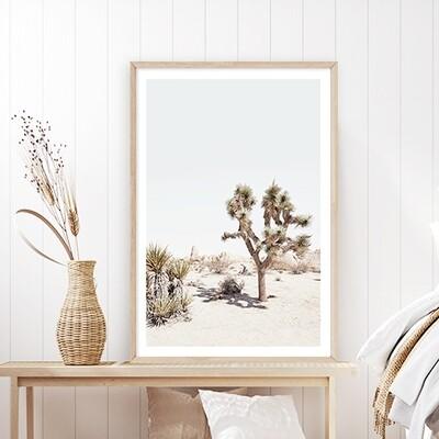 California Desert (portrait)