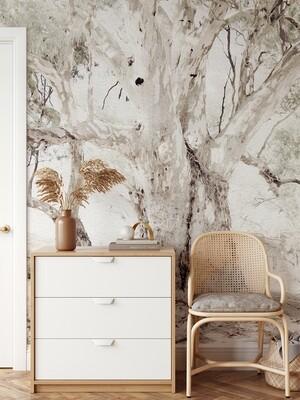 Australian Gums Mural
