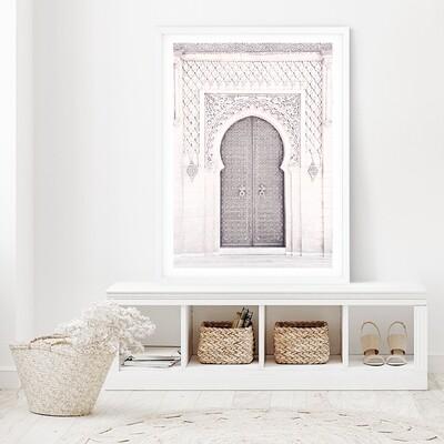 Ornate Moroccan Doors II