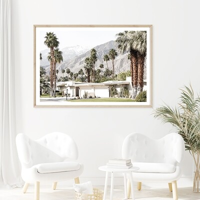 Home in Palm Springs