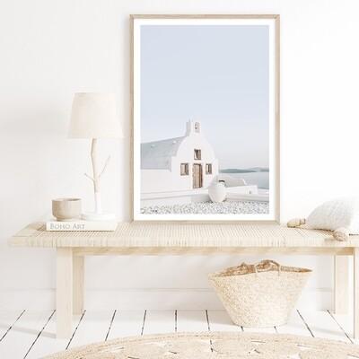 Santorini View (portrait)
