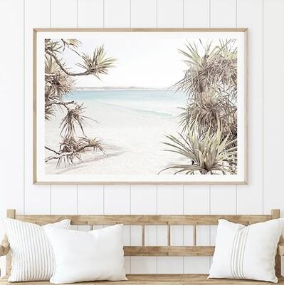 Vintage Surf Coast (Landscape)