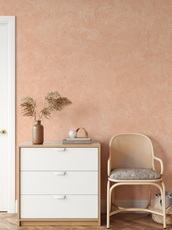 Peachterra Texture Removable Wallpaper