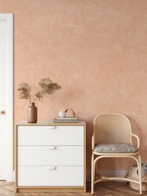 Peachterra Texture Removable Wallpaper