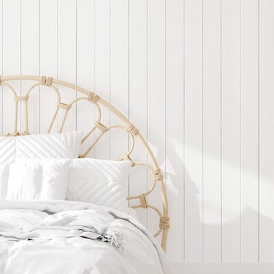 Wood Panels Removable Wallpaper