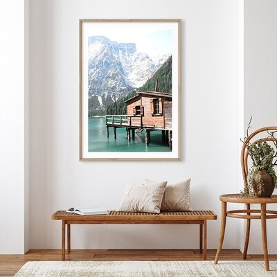 Alpine Boat House