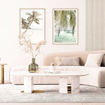 Island Swing & Island Palms Set