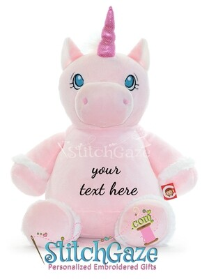 Unicorn Huggable (Pink)
