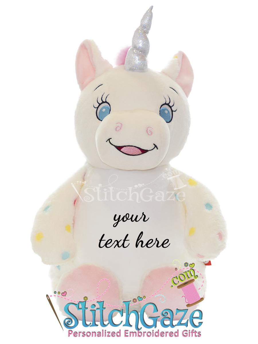 Unicorn Huggable (Multi)