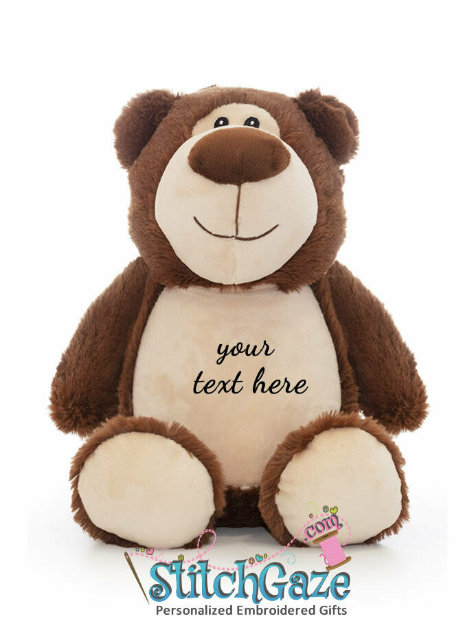 Bear Huggable (Brown)
