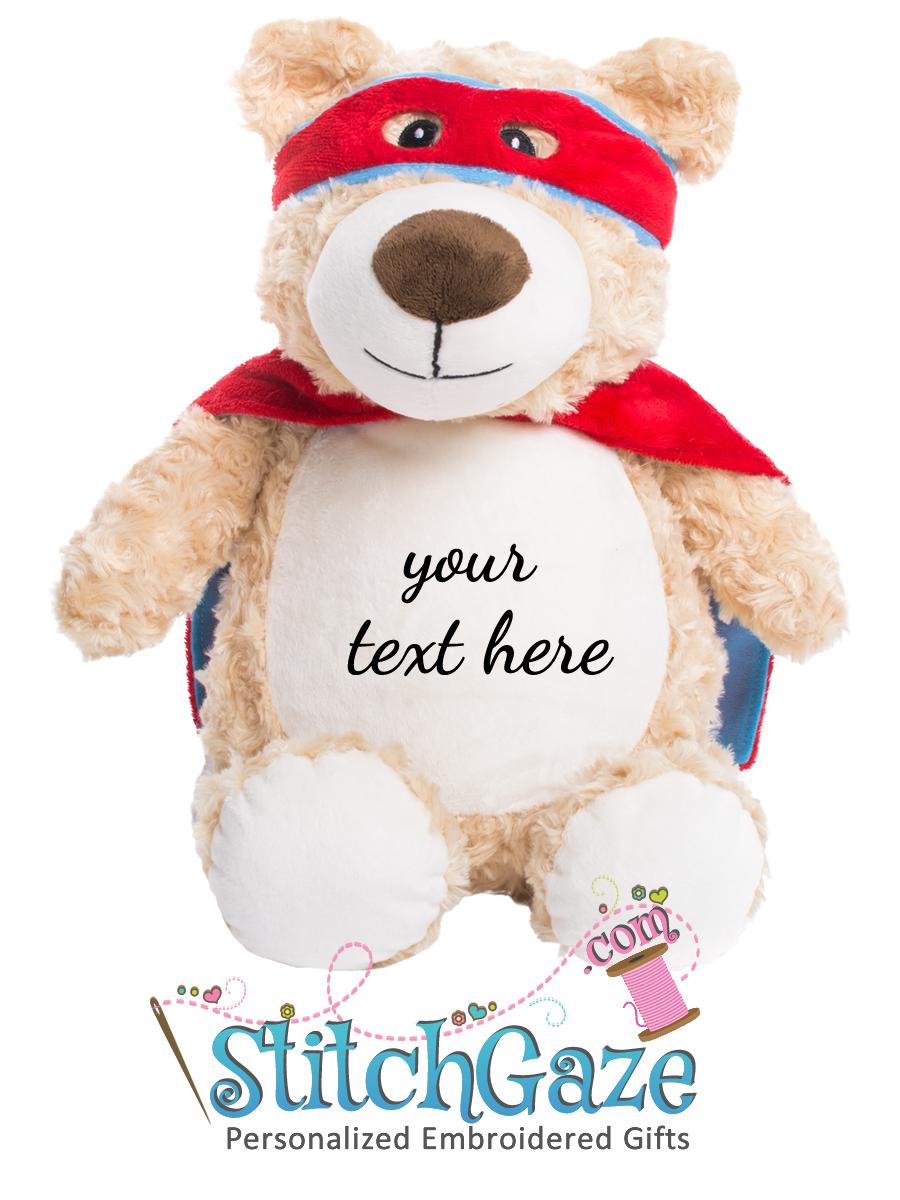 Hero Bear Huggable