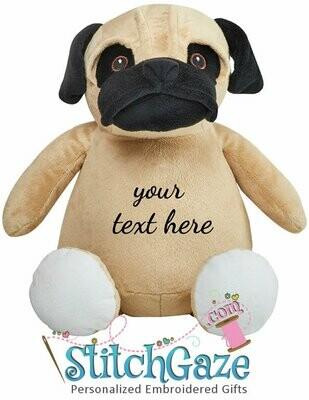 Pug Puppy Huggable