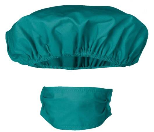 Dress your Huggable: Face Mask & Scrubs Hat