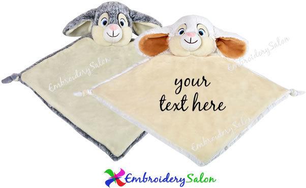 Bunny Blankies