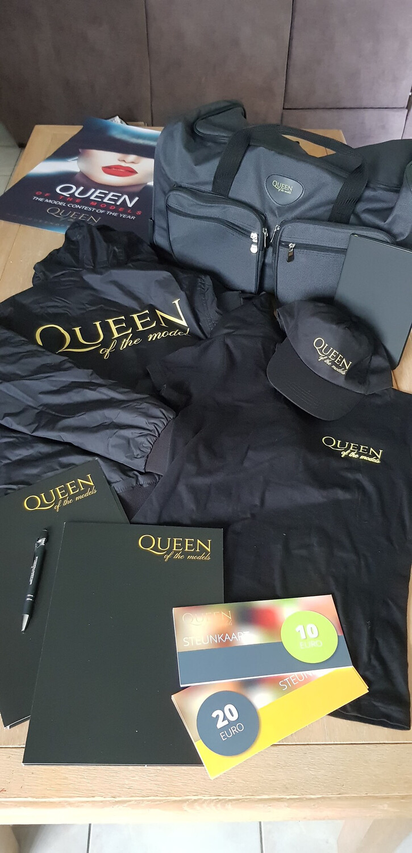 Queen Of The Models Sporttas / Trollie