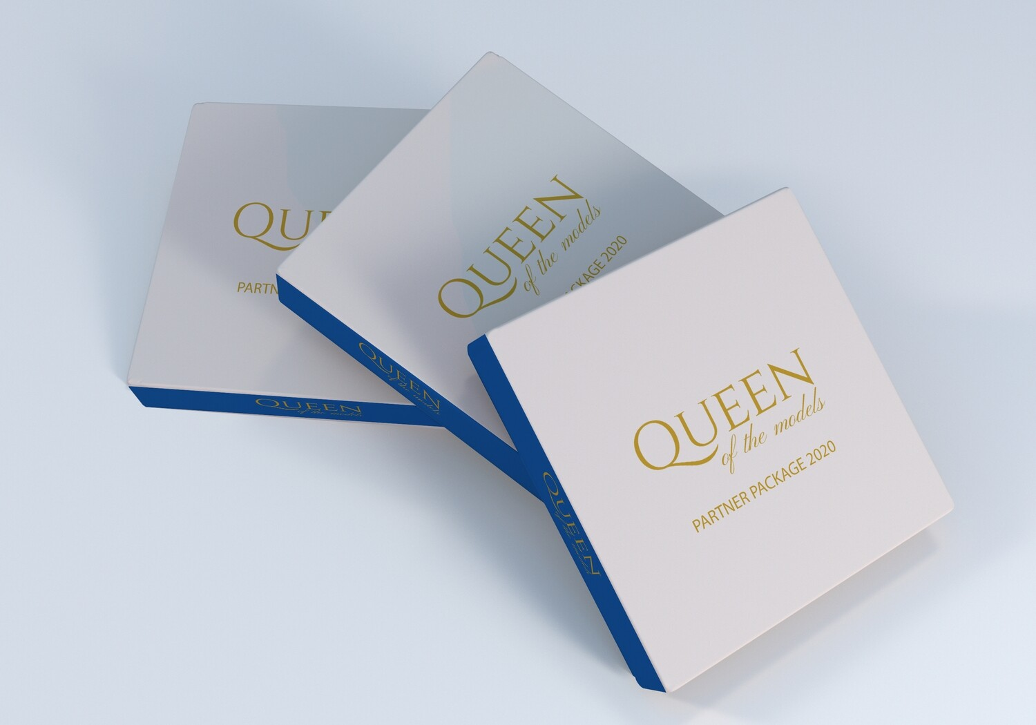 Queen of the models package 50
