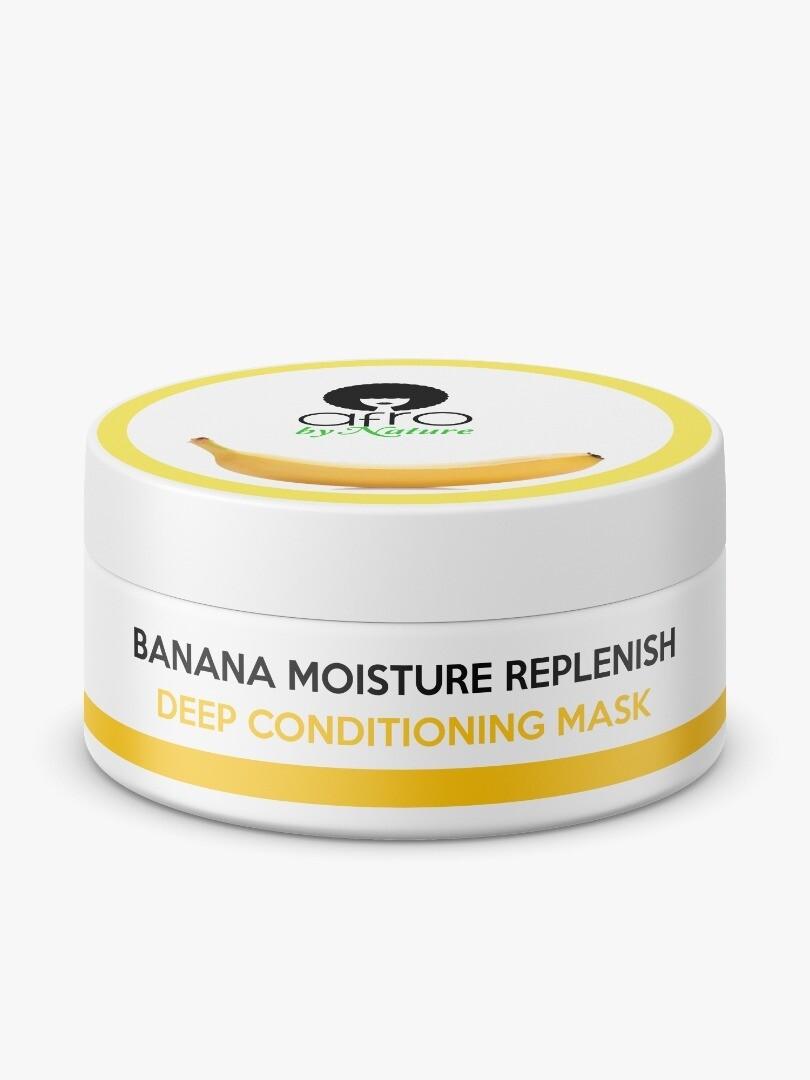 Banana Moisture Replenish Deep Conditioning Mask (250ml)
