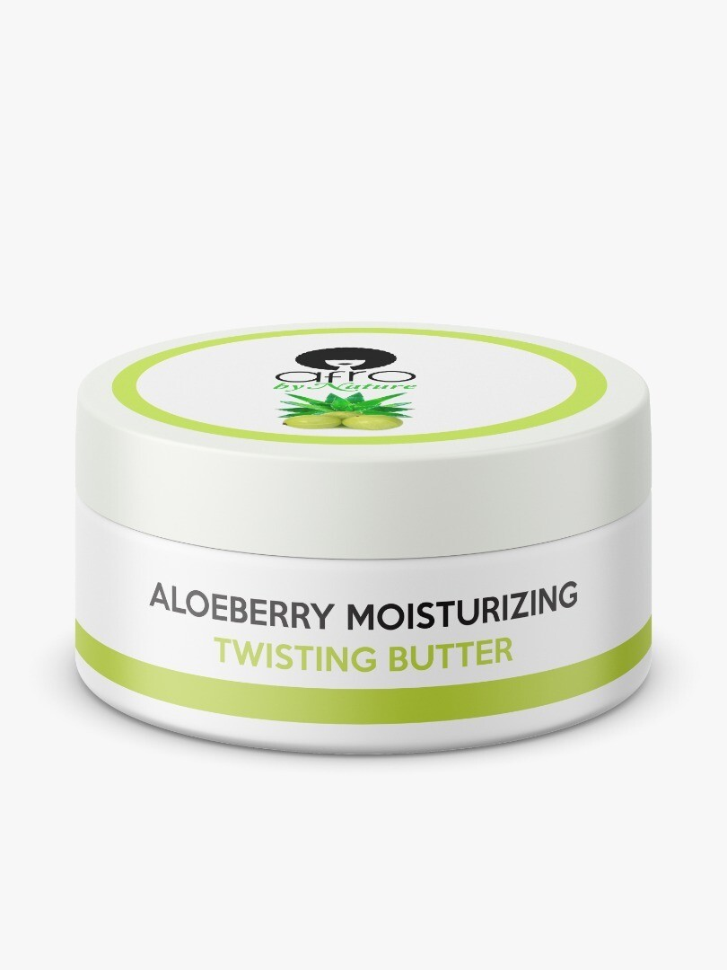 Aloeberry Moisturizing Twisting Butter (250ml)