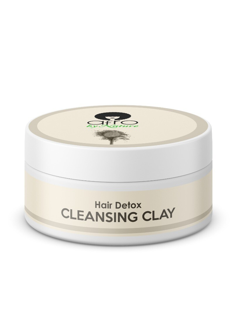 Bentonite Hair Detox Cleansing Clay Mask (250mg)