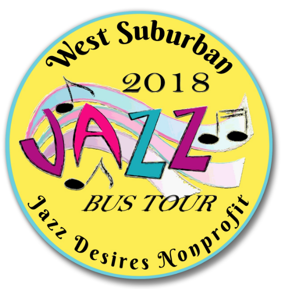 Tickets - July 25th West Suburban Jazz Bus Tour