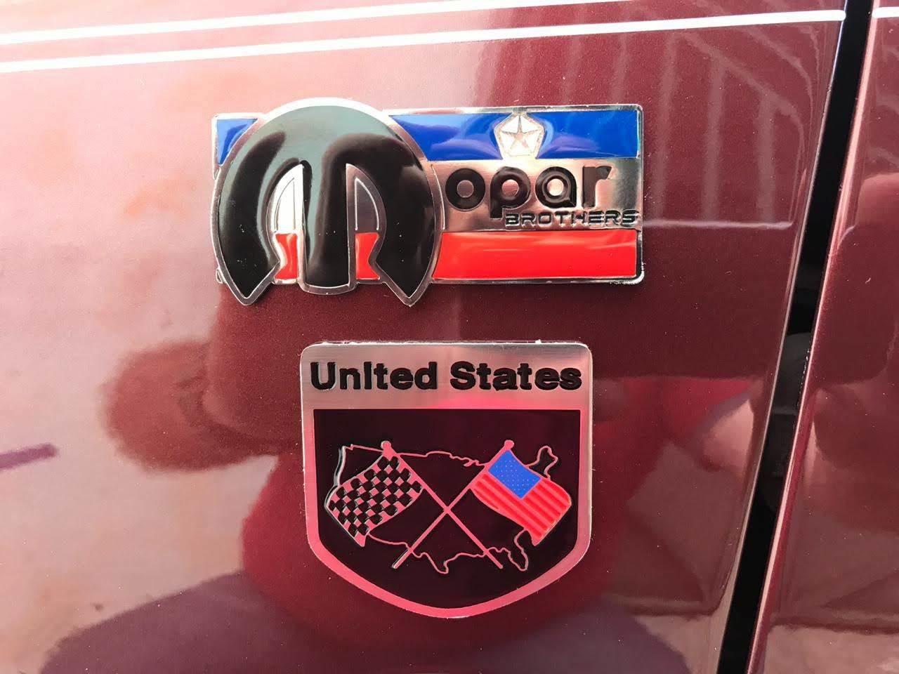 Logo Brothers auto adesivo