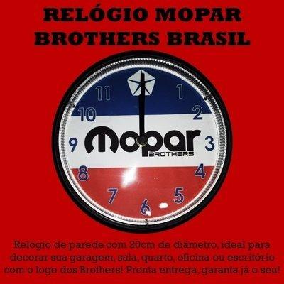 Relógio Brothers