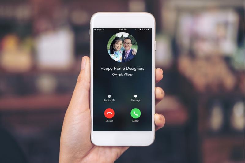 one hour designer's call