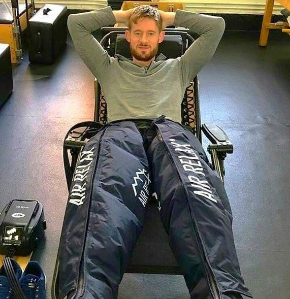 Air Compression Leg Recovery