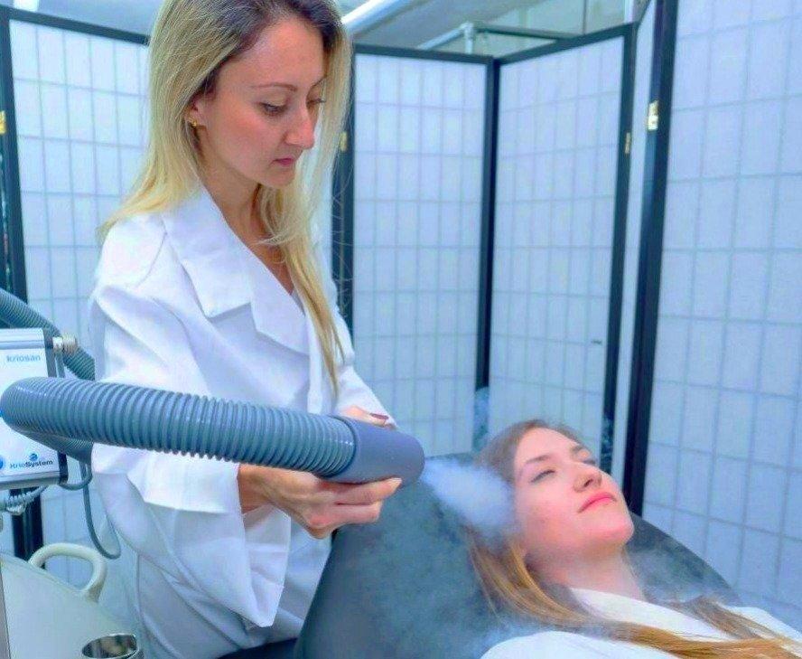 Cryo Facial (CF)